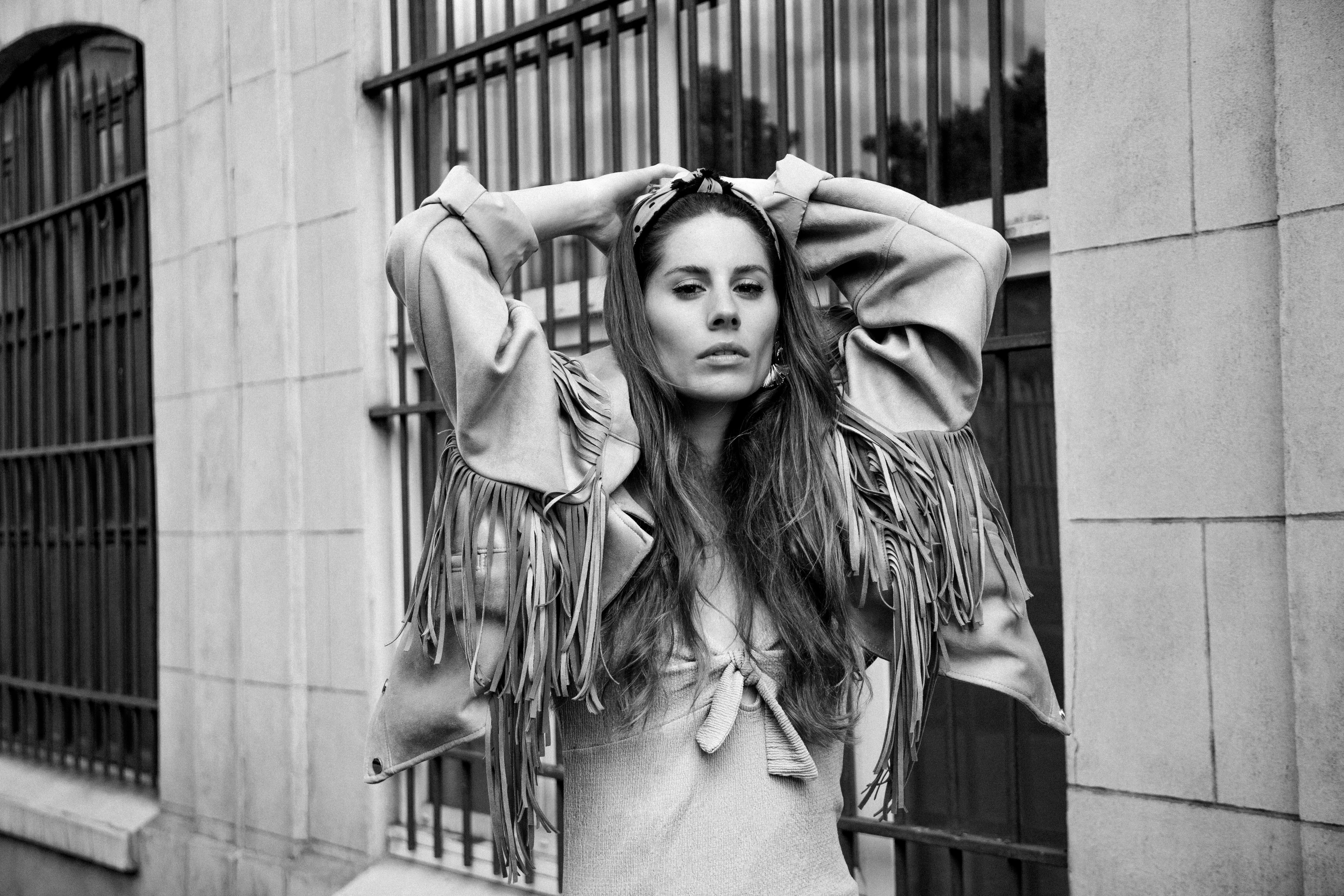 photo de portrait Paris Irene