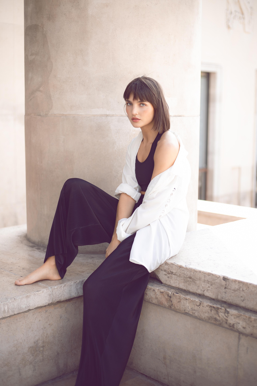 Portrait femme paris Sarah