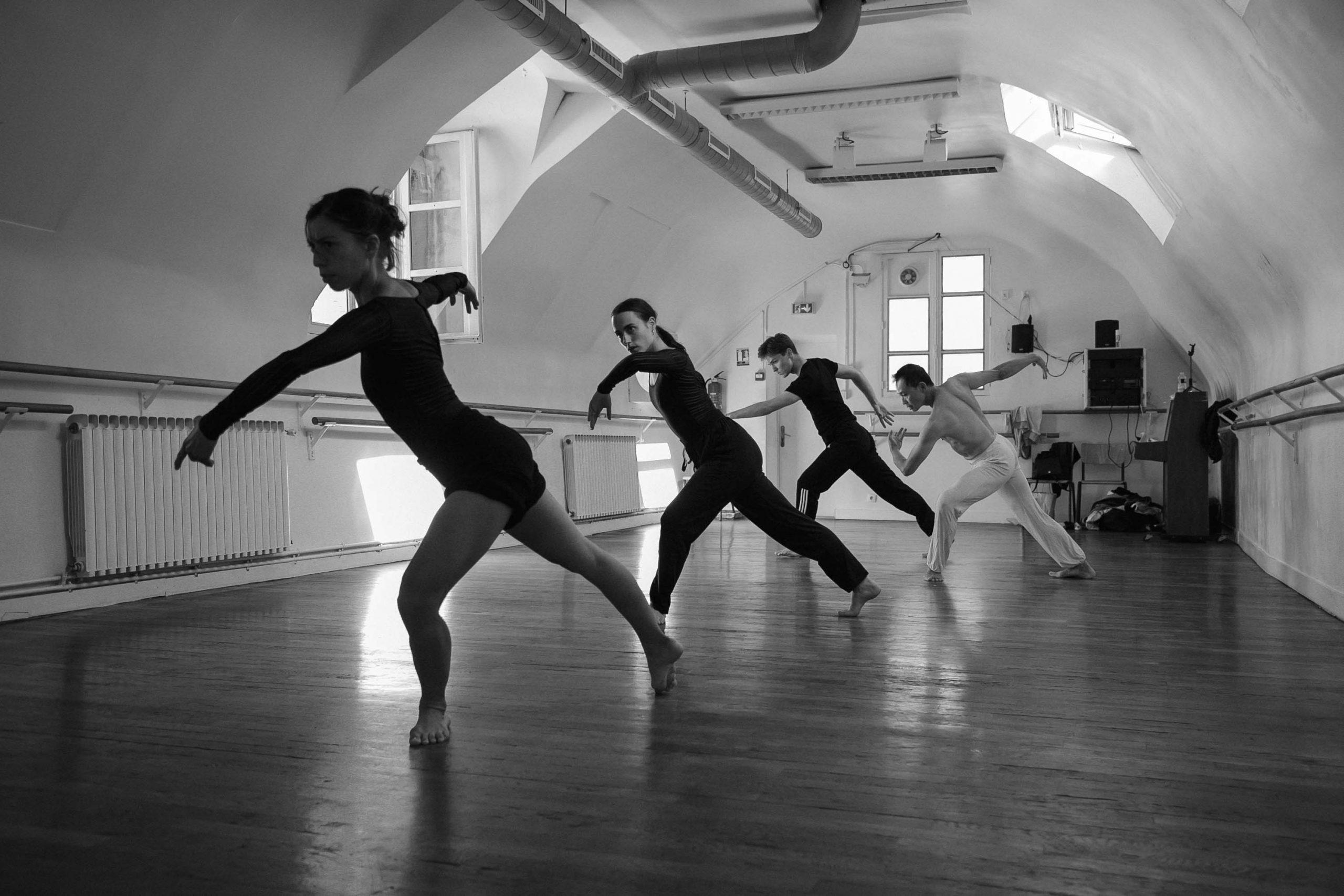 photographe danseur Paris Robin Fabre