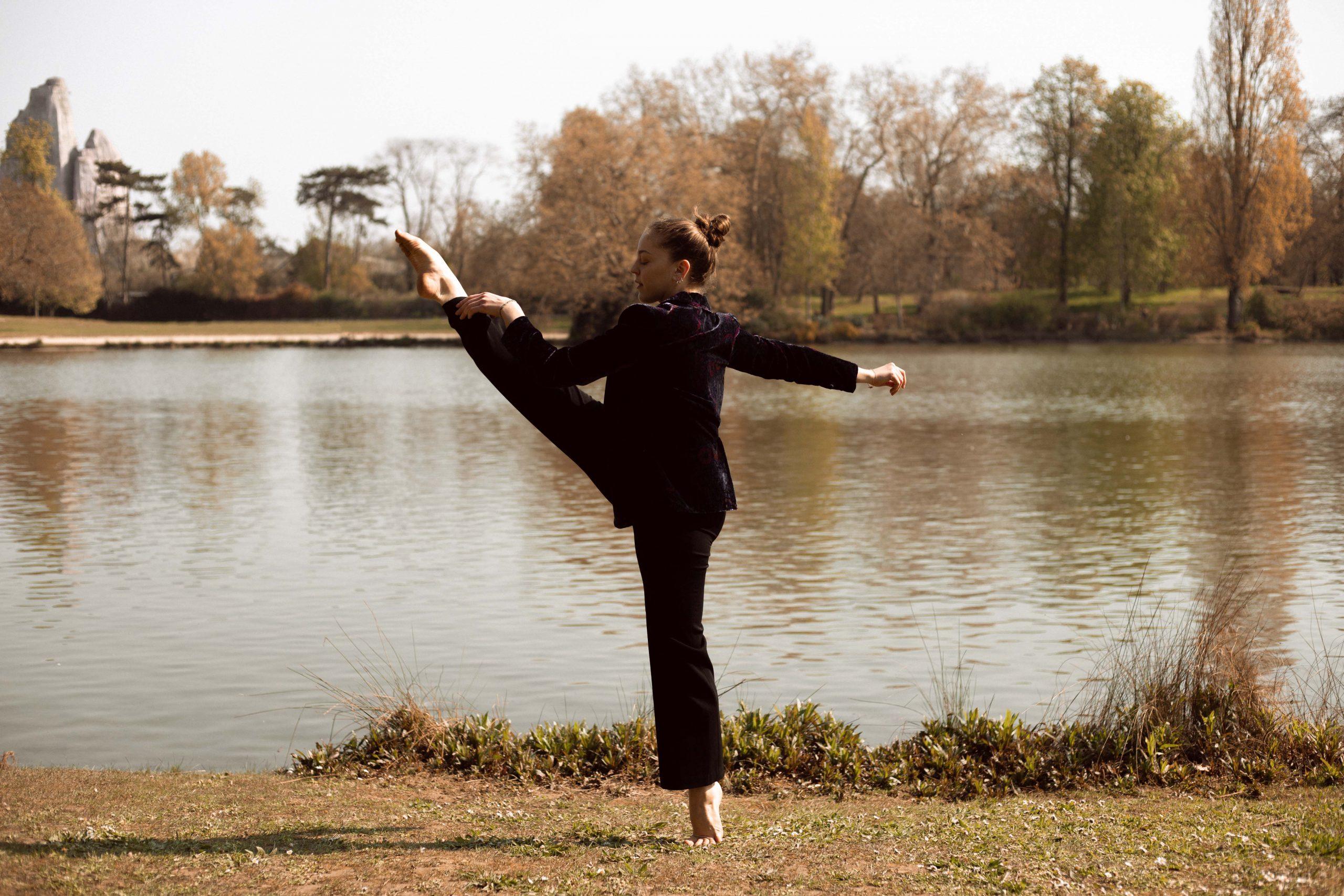 Photographe danse paris Lisa