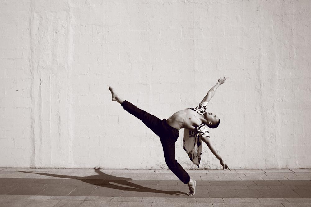 Photographe danse paris Nunoy