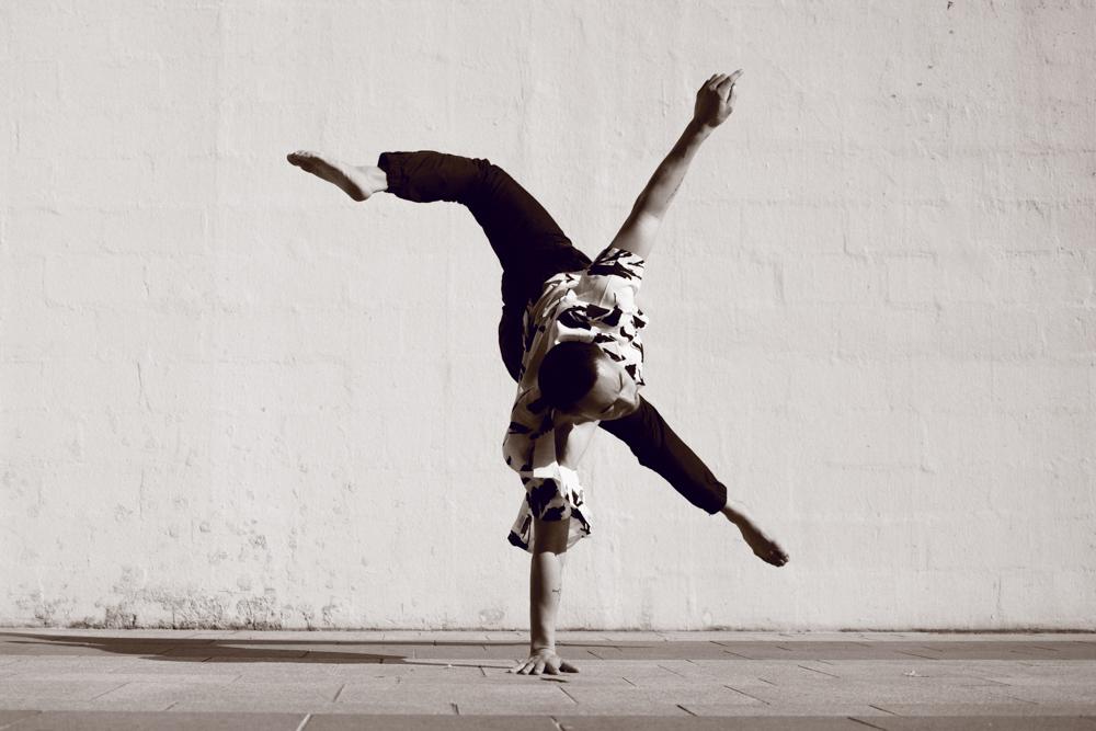 shooting danseur paris Nunoy