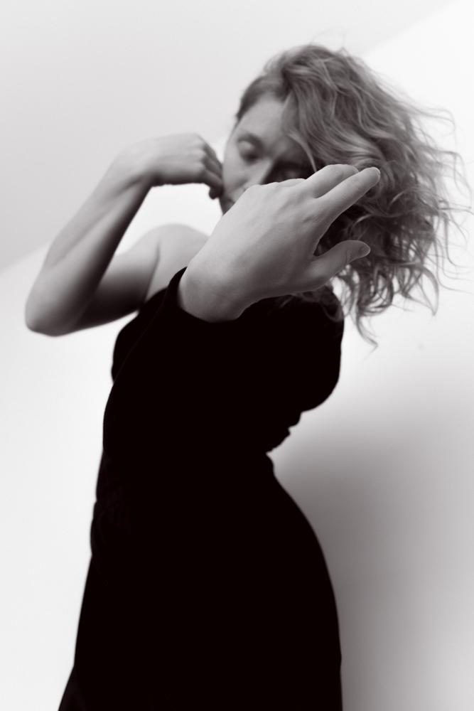 Photographe danse mouvement jade