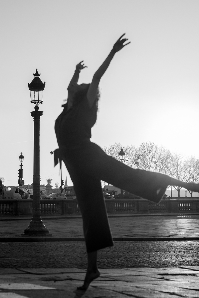 photographe danse paris Maeva