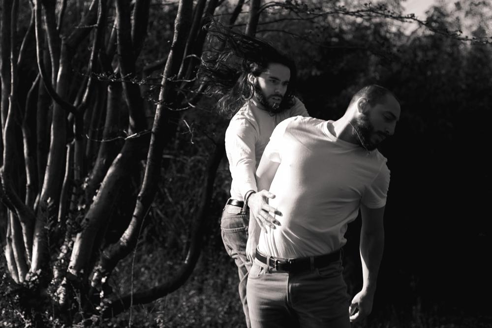 Photographe danse paris Robin et Sami