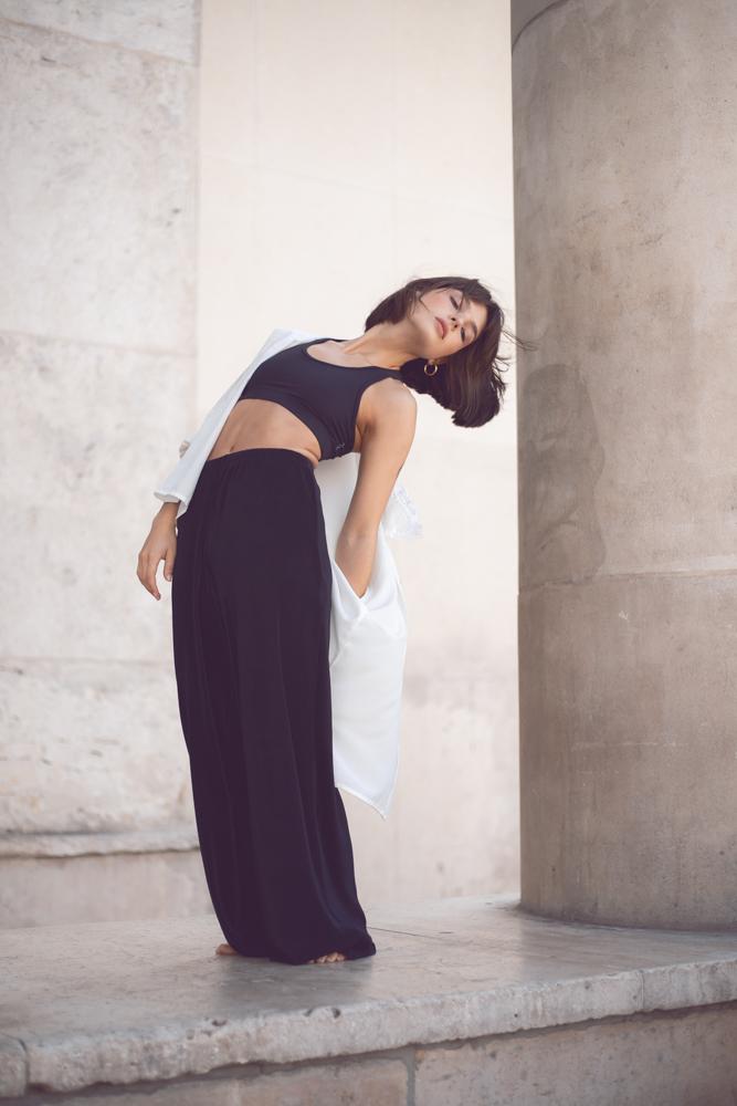 photographe danse mouvement