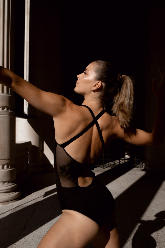 photographe ballerine paris