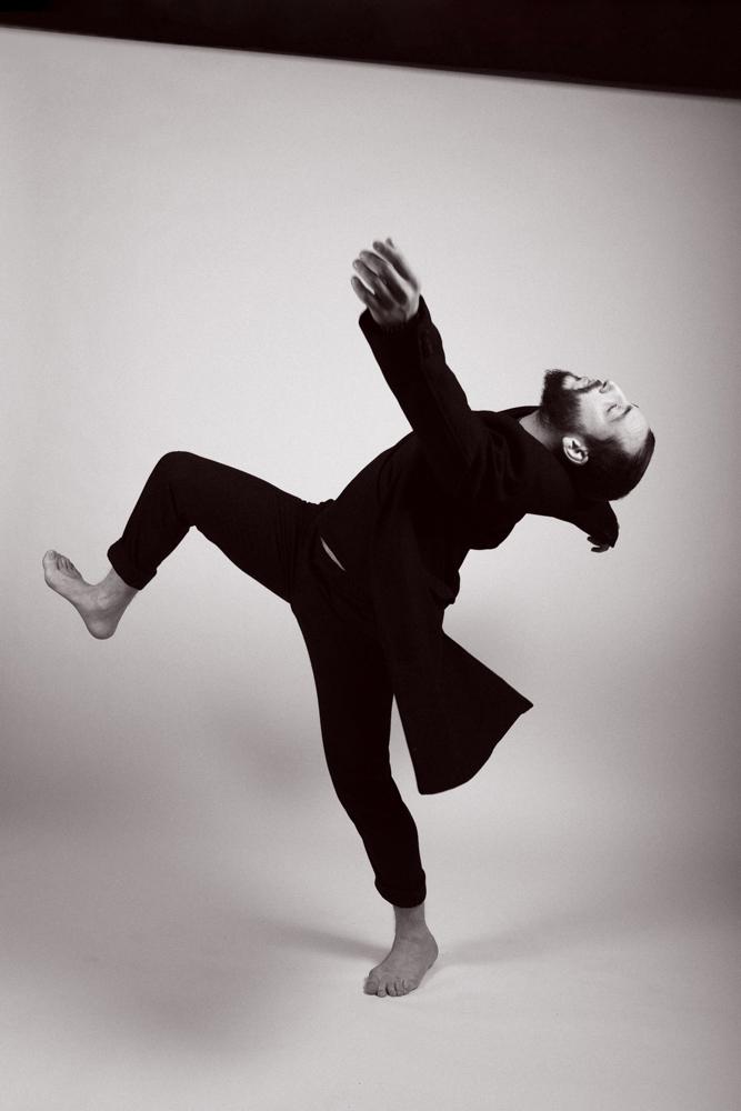Photographe danse studio paris Sami