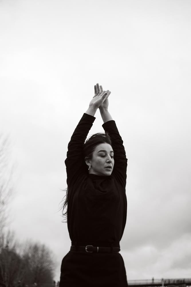 Photographe danse paris Katia