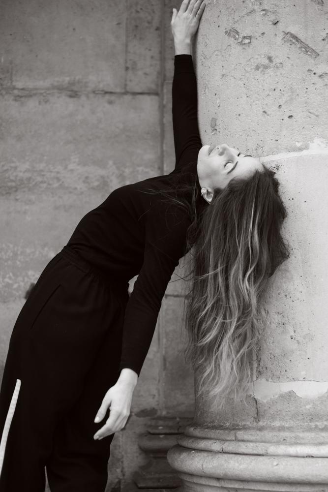 photo danseuse parisienne Laure